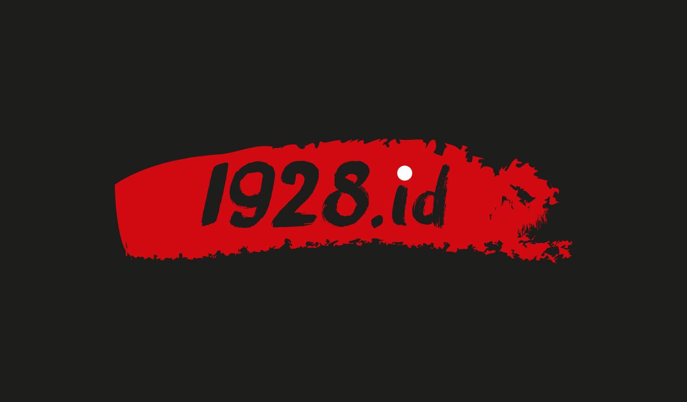 Logo 1928.id on Black