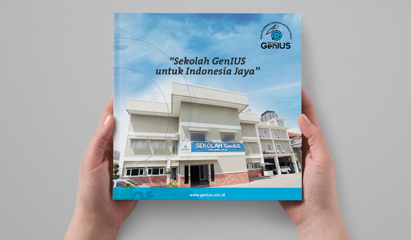 Booklet Sekolah GenIUS