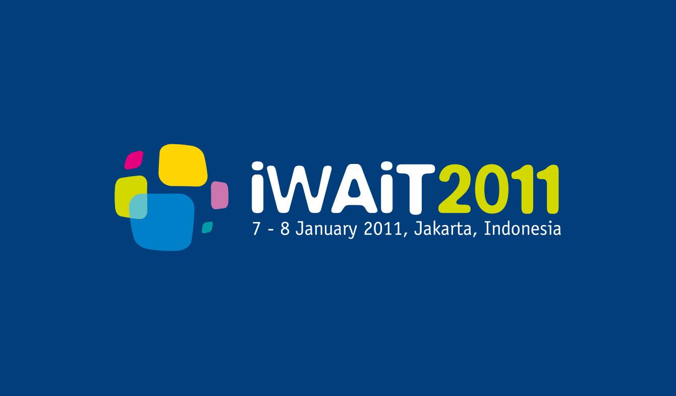 Logo iWAiT 2011