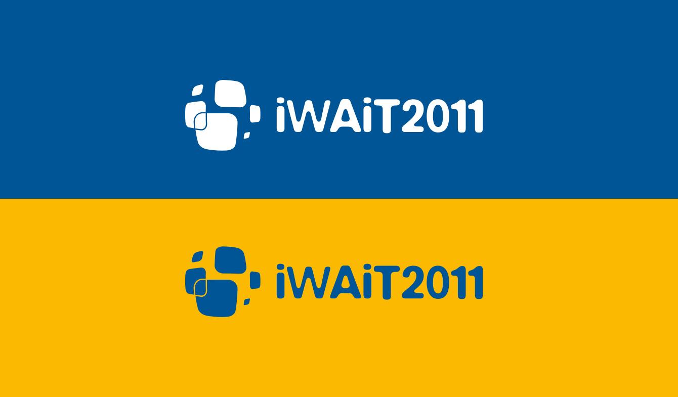 Logo Color iWAiT 2011