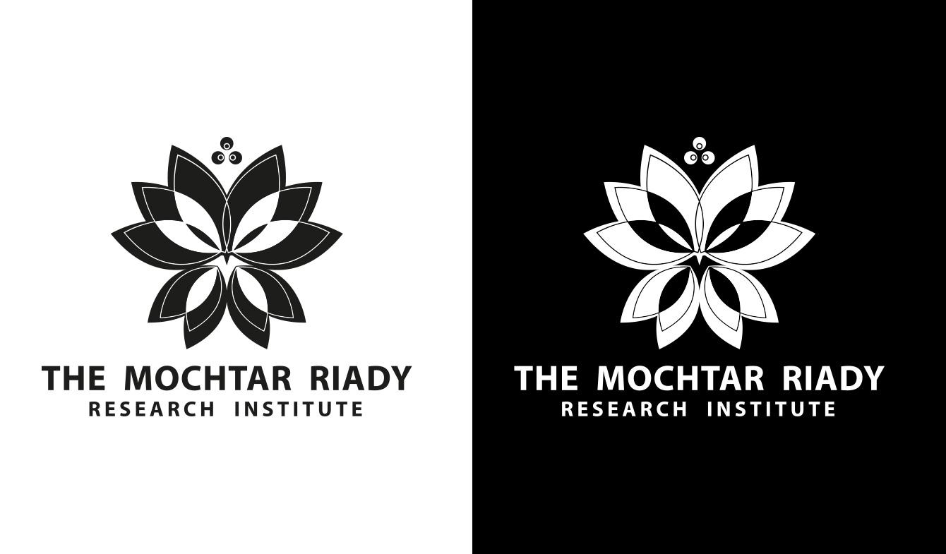 Logo MRRI (Black & White)